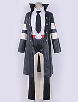 Недорогие -Вдохновлен Возрождение! Косплей Аниме Косплэй костюмы Косплей Костюмы Особый дизайн Пальто / Блузка / Кофты Назначение Муж. / Жен.