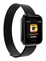 Недорогие -BoZhuo M36 Умный браслет Android iOS Bluetooth Спорт Водонепроницаемый Пульсомер Измерение кровяного давления / Израсходовано калорий / Педометр / Напоминание о звонке / Датчик для отслеживания сна