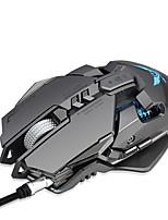 Недорогие -OEM Проводной USB Gaming Mouse / Управление мышью G9 12 pcs ключи LED подсветка 7 Регулируемые уровни DPI 7 программируемых клавиш 5500 dpi