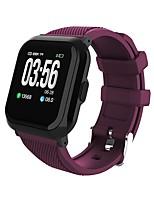 Недорогие -BoZhuo DB12 Умный браслет Android iOS Bluetooth Спорт Пульсомер Измерение кровяного давления Израсходовано калорий / Педометр / Напоминание о звонке / Датчик для отслеживания сна