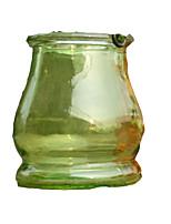 Недорогие -Современный современный Пластик Подсвечники Канделябр 1шт, Свеча / подсвечник
