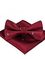 Недорогие -Муж. Классический Платок / аскотский галстук С принтом / Контрастных цветов