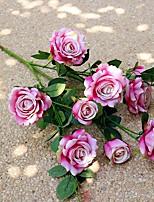 Недорогие -Искусственные Цветы 1 Филиал Классический Modern Вечные цветы Букеты на пол