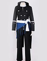 Недорогие -Вдохновлен Косплей Косплей Аниме Косплэй костюмы Косплей Костюмы Современный стиль Пальто / Жилетка / Кофты Назначение Муж. / Жен.