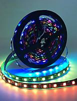 Недорогие -BRELONG® 5 метров RGB ленты 150 светодиоды 5050 SMD RGB Водонепроницаемый / Творчество / Можно резать 5 V 1шт