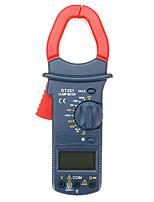 Недорогие -Dt201 цифровой портативный бесконтактный мультиметр зажим метр 1000 В напряжение тока тестер сопротивления