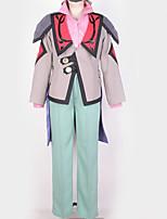 Недорогие -Вдохновлен Косплей Косплей Аниме Косплэй костюмы Косплей Костюмы Особый дизайн Пальто / Блузка / Кофты Назначение Муж. / Жен.