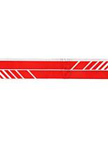 Недорогие -2 шт. Углеродного волокна 5d наклейки виниловая полоса наклейка для автомобиля зеркало заднего вида крышка 30.5x4 см