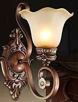 Недорогие -Творчество Ретро Настенные светильники Спальня / Кабинет / Офис Металл настенный светильник 220-240Вольт 5 W