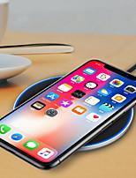 Недорогие -Беспроводное зарядное устройство Зарядное устройство USB USB Беспроводное зарядное устройство / Qi 1 USB порт 1.2 A DC 9V / DC 5V для iPhone X / iPhone 8 Pluss / iPhone 8