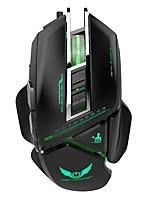 Недорогие -OEM Проводной USB Gaming Mouse / Управление мышью G12 7 pcs ключи LED подсветка 4 Регулируемые уровни DPI 7 программируемых клавиш 3200 dpi