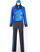 abordables -Inspiré par Série Persona Cosplay Manga Costumes de Cosplay Costumes Cosplay Moderne Manteau / Haut / Pantalon Pour Homme / Femme