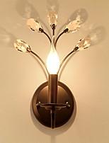 Недорогие -Творчество Деревенский Настенные светильники Спальня / В помещении Металл настенный светильник 220-240Вольт 40 W