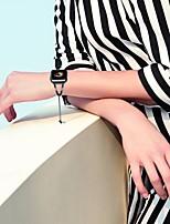 Недорогие -Ремешок для часов для Серия Apple Watch 5/4/3/2/1 Apple Бабочка Пряжка Нержавеющая сталь Повязка на запястье