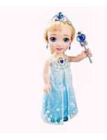 Недорогие -Кукла для девочек Модная кукла Говорящая игрушка Девочки 14 дюймовый Smart как живой Дети / подростки Детские Универсальные Игрушки Подарок