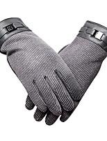 Недорогие -Полныйпалец Универсальные Мотоцикл перчатки Поли уретан Сохраняет тепло / Износостойкий / Non Slip