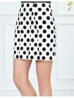 Недорогие -женские юбки миди bodycon - проверка