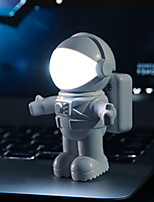 Недорогие -1шт LED Night Light Белый Творчество