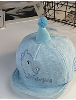 Недорогие -унисекс полиэстер флоппи шляпа - сплошной цвет
