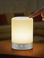 Недорогие -GoalStron 1 комплект LED Night Light Теплый Желтый USB Перезаряжаемый / 3 режима / Градиент цвета