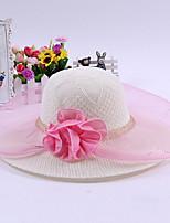 Недорогие -Жен. Праздник Шляпа от солнца Цветочный принт