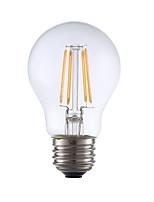 Недорогие -Gmy a17 светодиодные лампы Эдисона 3.5 Вт светодиодные лампы накаливания эквивалент 32 Вт с e26 база 2700 К для спальни гостиной дома декоративные