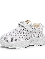Недорогие -Девочки Обувь Эластичная ткань Весна & осень Обувь для малышей Спортивная обувь Для прогулок для Дети (1-4 лет) Белый / Черный / Розовый