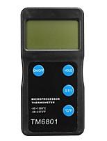 Недорогие -TM6801 Портативные / Прочный Датчик температуры -50℃-1300℃ Для офиса и преподавания