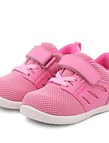 Недорогие -Девочки Обувь Сетка Весна & осень Удобная обувь Спортивная обувь Для прогулок для Дети Серый / Красный / Розовый