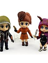 Недорогие -Аниме Фигурки Вдохновлен Косплей Косплей ПВХ 9 cm См Модель игрушки игрушки куклы