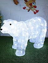Недорогие -1шт LED Night Light Белый Творчество 220-240 V