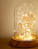 Недорогие -1шт LED Night Light Тёплый белый Творчество 220-240 V