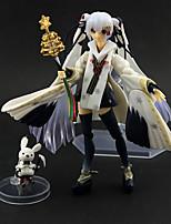 Недорогие -Аниме Фигурки Вдохновлен Вокалоид Hatsune Miku ПВХ 14 cm См Модель игрушки игрушки куклы