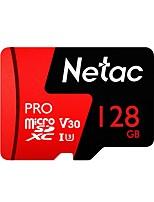 Недорогие -Netac 128GB карта памяти UHS-I U3 / V30 P500pro