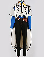 Недорогие -Вдохновлен Косплей Косплей Аниме Косплэй костюмы Косплей Костюмы Особый дизайн Блузка / Кофты / Брюки Назначение Муж. / Жен.