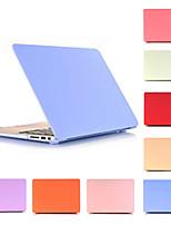 """Недорогие -MacBook Кейс Однотонный ПВХ для MacBook Pro, 13 дюймов с дисплеем Retina / MacBook Air, 13 дюймов / New MacBook Air 13"""" 2018"""