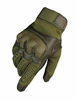 Недорогие -Mittens Универсальные Мотоцикл перчатки Микроволокно Учебный / Износостойкий / Защитный