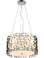 Недорогие -ZHISHU 4-Light геометрический / Оригинальные Подвесные лампы Рассеянное освещение Электропокрытие Металл Мини, Творчество 110-120Вольт / 220-240Вольт