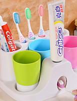 Недорогие -Стакан для зубных щеток Креатив / Оригинальные Современный современный ABS 1шт Зубная щетка и аксессуары