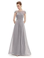 Недорогие -Жен. Классический С летящей юбкой Платье Макси