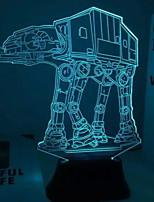 Недорогие -1шт LED Night Light Творчество <5 V