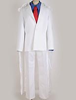 Недорогие -Вдохновлен Косплей Косплей Аниме Косплэй костюмы Косплей Костюмы Однотонный Пальто / Блузка / Кофты Назначение Муж. / Жен.