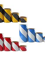 Недорогие -Желтый / Красный / Синий Автомобильные наклейки Дверные наклейки / Наклейки с капюшоном Не указано Светоотражающие наклейки