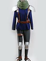 Недорогие -Вдохновлен Final Fantasy Косплей Аниме Косплэй костюмы Косплей Костюмы Особый дизайн Кофты / Брюки / Перчатки Назначение Муж. / Жен.