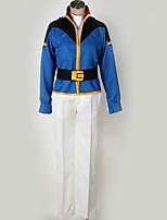 Недорогие -Вдохновлен Gundam Косплей Аниме Косплэй костюмы Косплей Костюмы Простой Кофты / Брюки / Больше аксессуаров Назначение Муж. / Жен.
