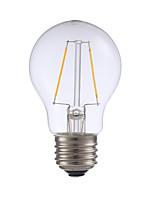 Недорогие -Gmy A17 светодиодные лампы Эдисона 2 Вт светодиодные лампы накаливания эквивалент 21 Вт с e26 база 2700 К для спальни гостиной дома декоративные