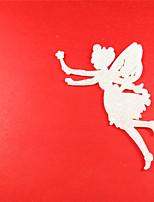 Недорогие -Праздничные украшения Рождественский декор Рождество / Рождественские украшения Милый Серебряный / Темно-синий / Красный 12шт