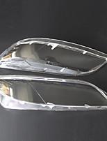 Недорогие -2pcs Автомобиль Автомобильные световые чехлы прозрачный Новый дизайн для Головной свет Назначение Mazda Mazda6 2003 / 2004 / 2005