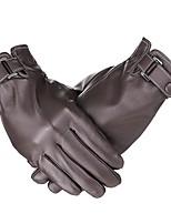 baratos -Dedo Total Homens Motos luvas Pele Sensível ao Toque / Manter Quente / Antiderrapante