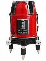 Недорогие -Uni-T LM550 5 линий красный лазерный уровень 360 градусов самовыравнивающийся крест лазерный уровень 8 раз яркость сенсорный butto